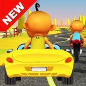 Upin Car Ipin Motorbike 2.0