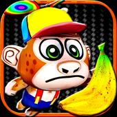 Super Monkey Run Endless dash 1.6