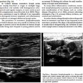 Mesenteric Lymphadenopathy USG 1.0