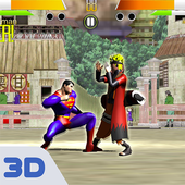 Street Ultimate Fighter Heroes 03 1.1