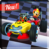 Mickey Racing and friends roadster 1.0
