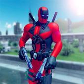 Dual Sword Dead Superhero: Super Crime City Rescue 1.0.2