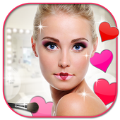 Valentine Girl Makeup Photo Editor 3.4