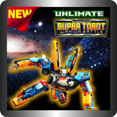 Unlimate Battle Super Tobot Tritan 1.0.9