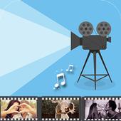 دمج الصور و الاغانى الى فيديو 1.1