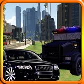 Police chase - hot asphalt 1.0