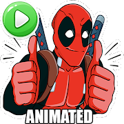 ☆ New Super Heroes Stickers (WAStickerApps) 2.0