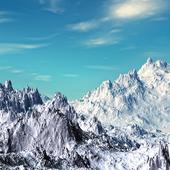 Mountains Snow Live Wallpaper 1.30