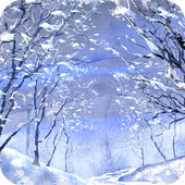 Snowy Day Live Wallpaper 1.30