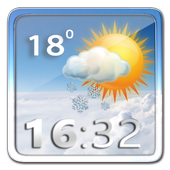 Weather Clock Widget Free 1.7