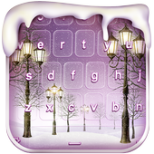 Winter Snow Keyboard Skins 1.0