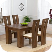 Wooden Dining Set 1.0
