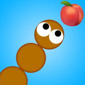 worm crawling game