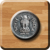 Indian Rupee Coin Toss 3D: Flip Free🤘 Free 2018🔥 1.1