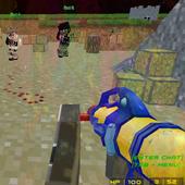 Paintball shooting war game:  xtreme paintball fun 1.18