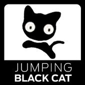 Jumping Black CatZAAF GamesAdventure