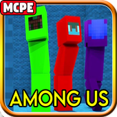 Among Us (Map and Addon) for Minecraft PE 4.2