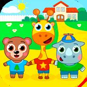 Kindergarten : animals 1.1.4