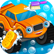 Car Tires And Rims, Car Wash Monster Truck  Icon, Car Tires And Rims