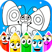 Coloring games : coloring book 1.0.21