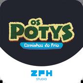Os Potys no Caminhos do Frio