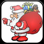 Christmas Santa Claus Match