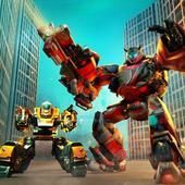Futuristic Robot Transformation Hero War 1.1.2