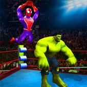 Superhero Wrestling Battle Arena Ring Fighting 1.1.4