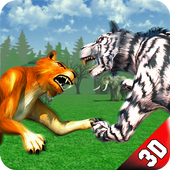 Big Cat Fighting Simulator 2018: Angry Wild Beasts 1.4