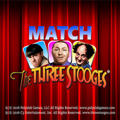 Match The Three Stooges® 1.0