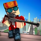 Blocky City Sniper 3D 1.3