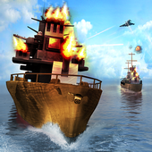 Secret Stealth Warship Combat 1.3