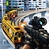 Sin City Train Sniper 3D 1.4