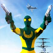 Spider Navy Stealth Battle : Black Shadow 1.0