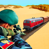 Ultimate Shooter: Train Sniper 1.2