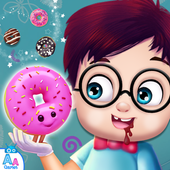 Donut Maker and Decoration-Cooking game 1.0