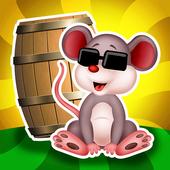 Mouse Agent: Hidden Spy Barrel