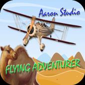 FLYING ADVENTURERAaronApps StudioAdventure