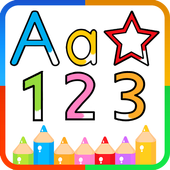 ABC and 123 Write Letters Numbers Geometry 1.0.0
