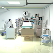 Escape from the ICU room. 1.1.1