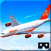 VR Airplane Flight Simulator 1.9