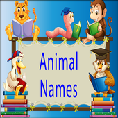 Animal Names With Sounds 1.0.0