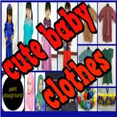 Cute Baby Clothes:Hari Raya 1.0