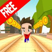 Subway shiva run : Shiva games 1.2