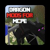 Funny Dragon Mods For MCPE 2.0