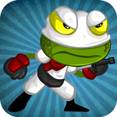 Ninja Frog RunAce ViralAction