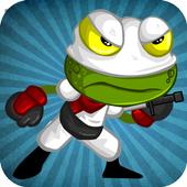 Ninja Frog Run 1.0.1