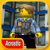 Acrostic LEGO Police City 1.0