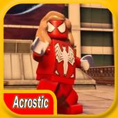 Acrostic LEGO Spider Jump 1.0