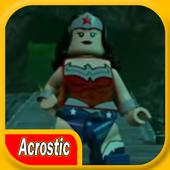 Acrostic LEGO W Woman 1.0